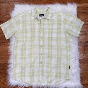 Patagonia Casual Button Down T-shirt